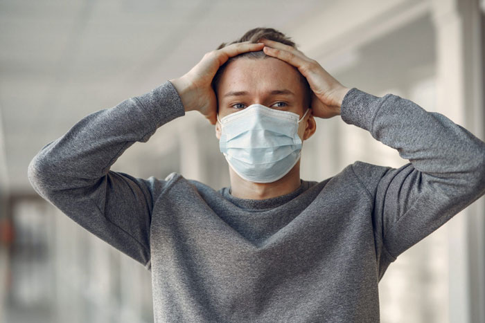 چه زمانی سرگیجه ممکن است که از علائم ابتلا به ویروس کرونا باشد؟