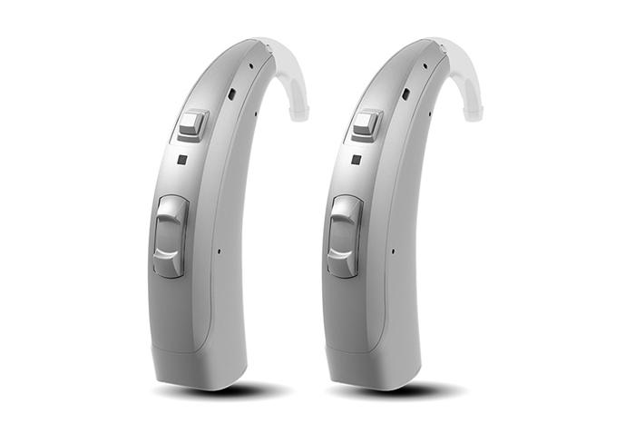 انواع سمعک های پشت گوشی (BTE) ادیوسرویس